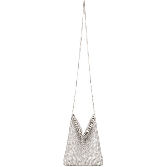 Photo: Saskia Diez Silver Mesh No. 1 Tote