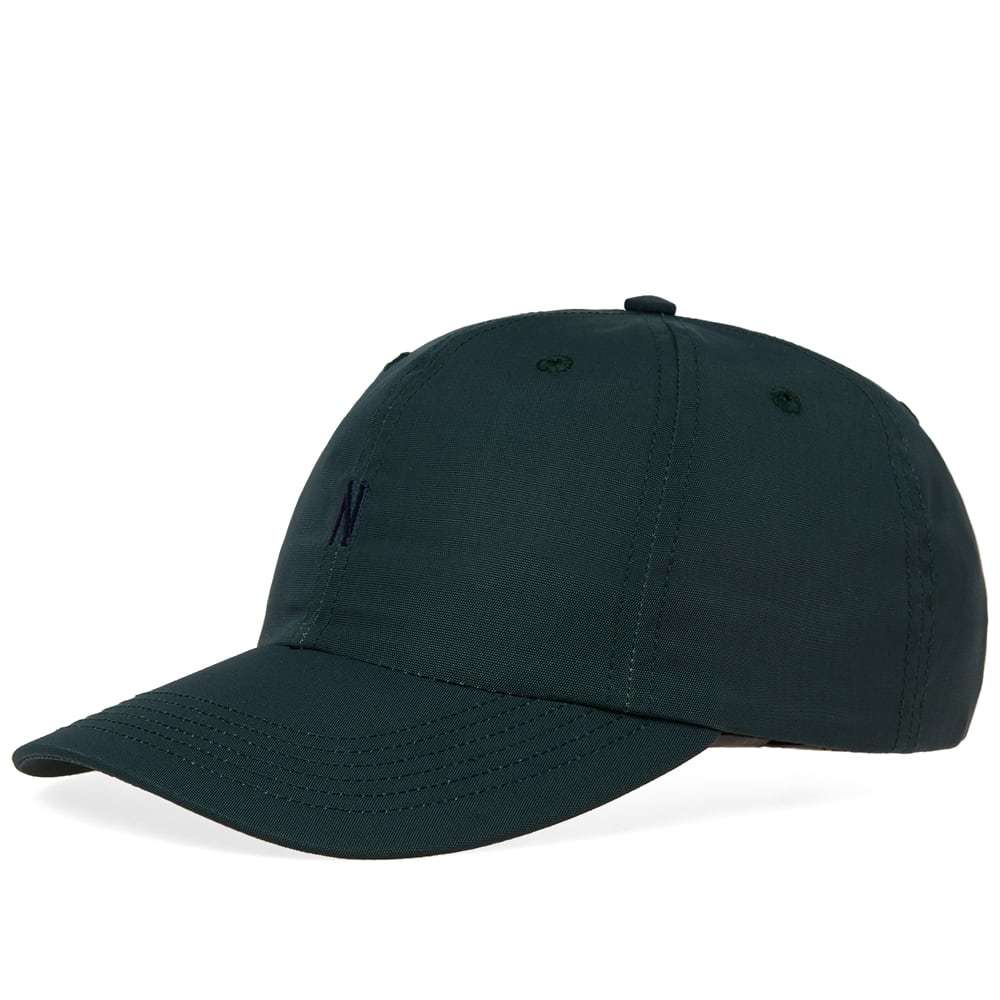 Photo: Norse Projects Nylon Oxford Sports Cap Spinnaker Green