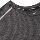 Nike Running - TechKnit Cool Ultra Dri-FIT T-Shirt - Dark gray