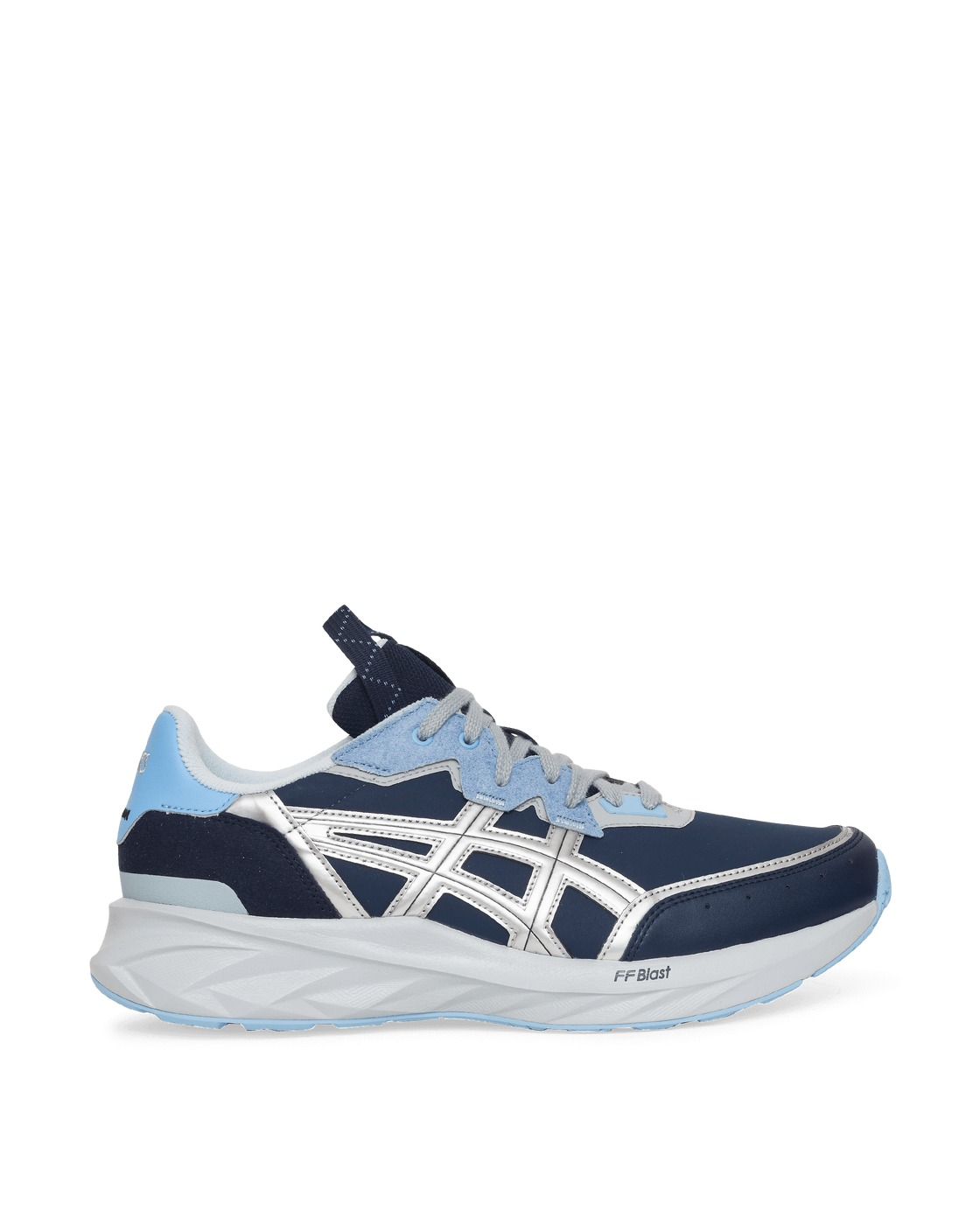 Photo: Asics Hs1 S Tarther Blast Sneakers Midnight/Pure Silver