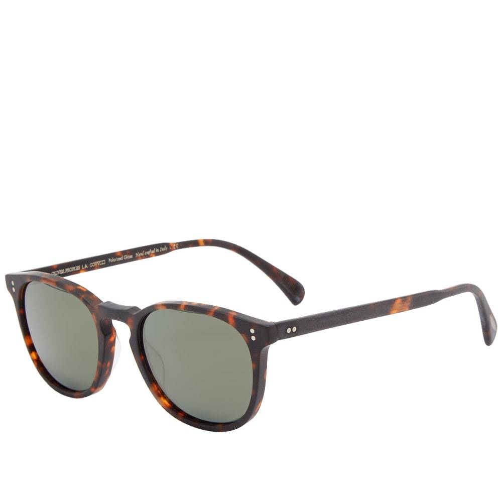 Photo: Oliver Peoples  Finley Sunglasses