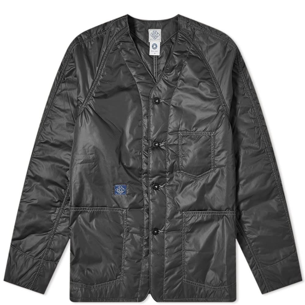 Photo: Post Overalls Padded Nylon Liner Jacket