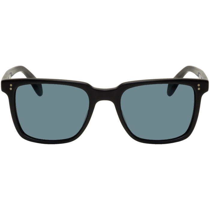 Oliver Peoples Black NDG-1 Sunglasses