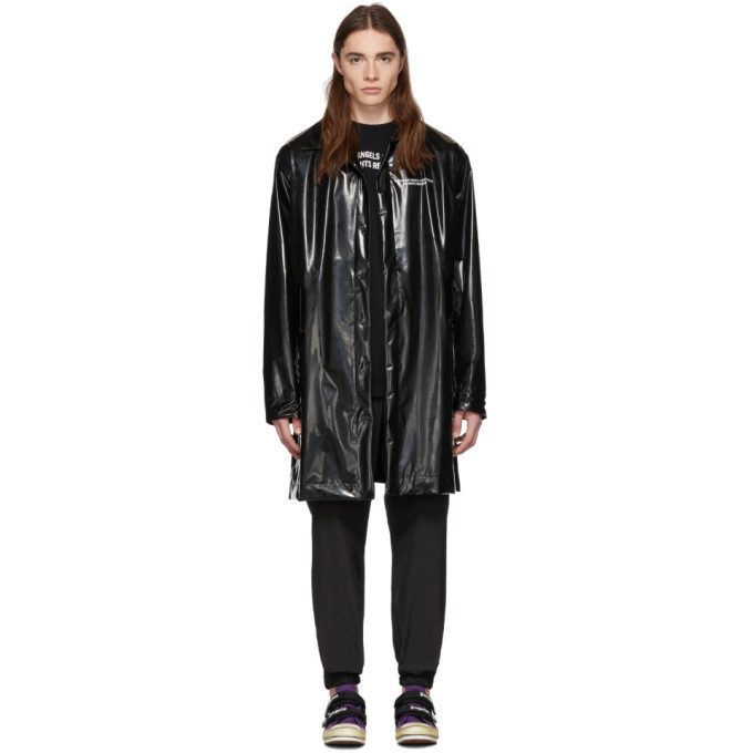 Photo: Palm Angels Black Palm x Palm Raincoat