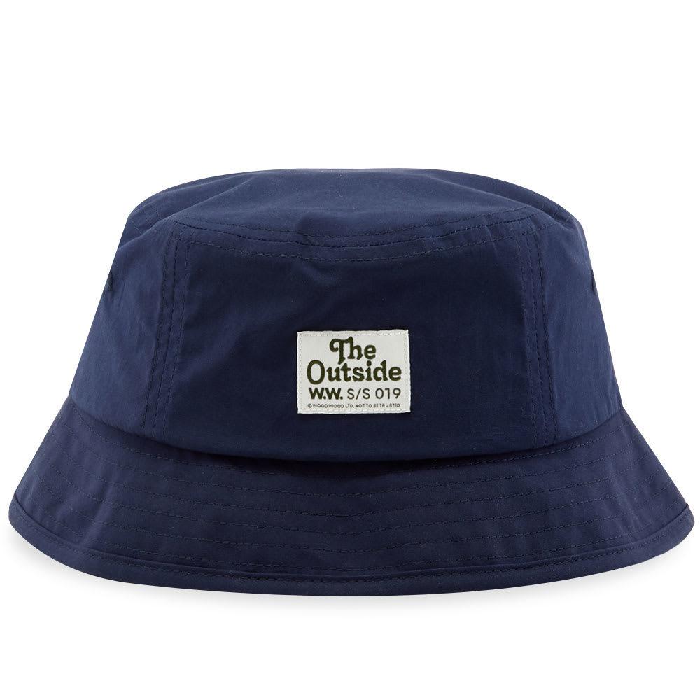 Photo: Wood Wood Charlie Bucket Hat
