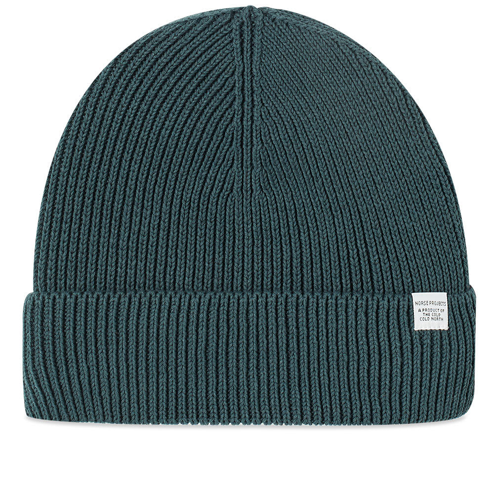 Photo: Norse Projects Cotton Watch Beanie