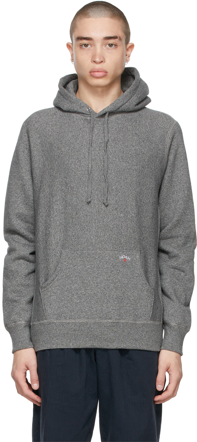 Photo: Noah Grey Zip Hoodie