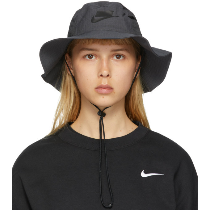 Photo: Nike Grey NSW Bucket Hat