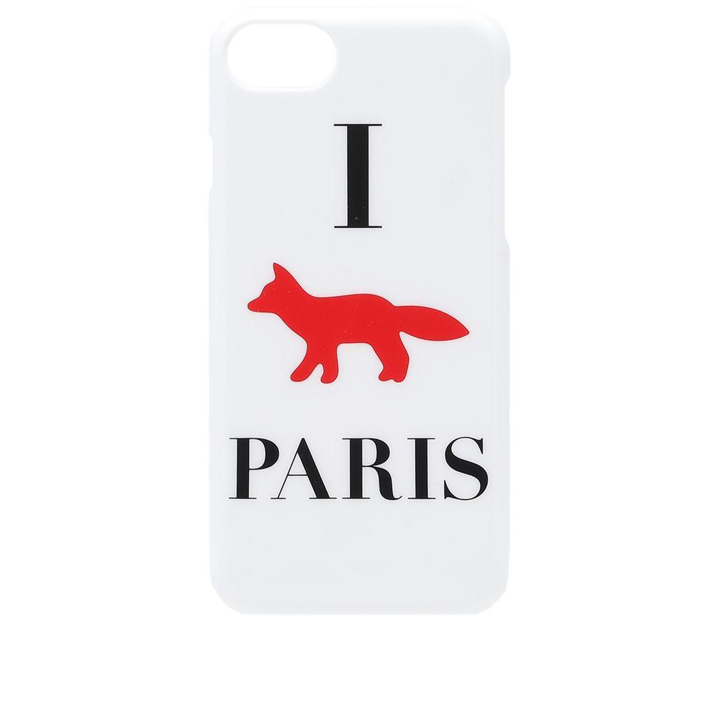 Photo: Maison Kitsuné I Fox Paris iPhone 7 Case