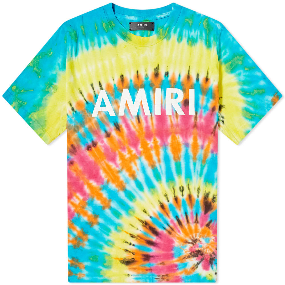 Photo: AMIRI Tie Dye Tee
