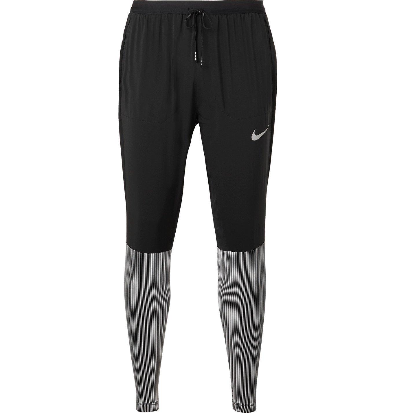 Photo: Nike Running - Phenom Elite Hybrid Shell Sweatpants - Black