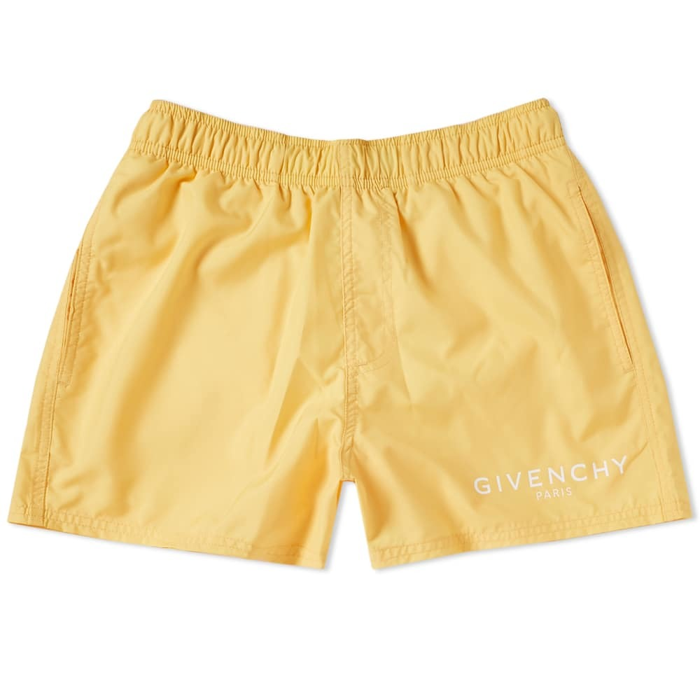 Photo: Givenchy Logo Swim Short