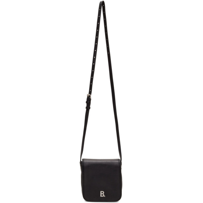 Photo: Balenciaga Black XS Soft Square Bag