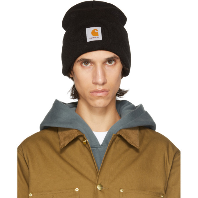 Carhartt Work In Progress Black Watch Beanie Carhartt WIP 7765e5b493c8