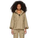 3.1 Phillip Lim Khaki Zip Field Jacket