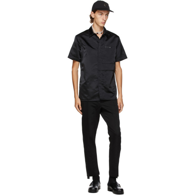 1017 ALYX 9SM Black Edge Short Sleeve Shirt