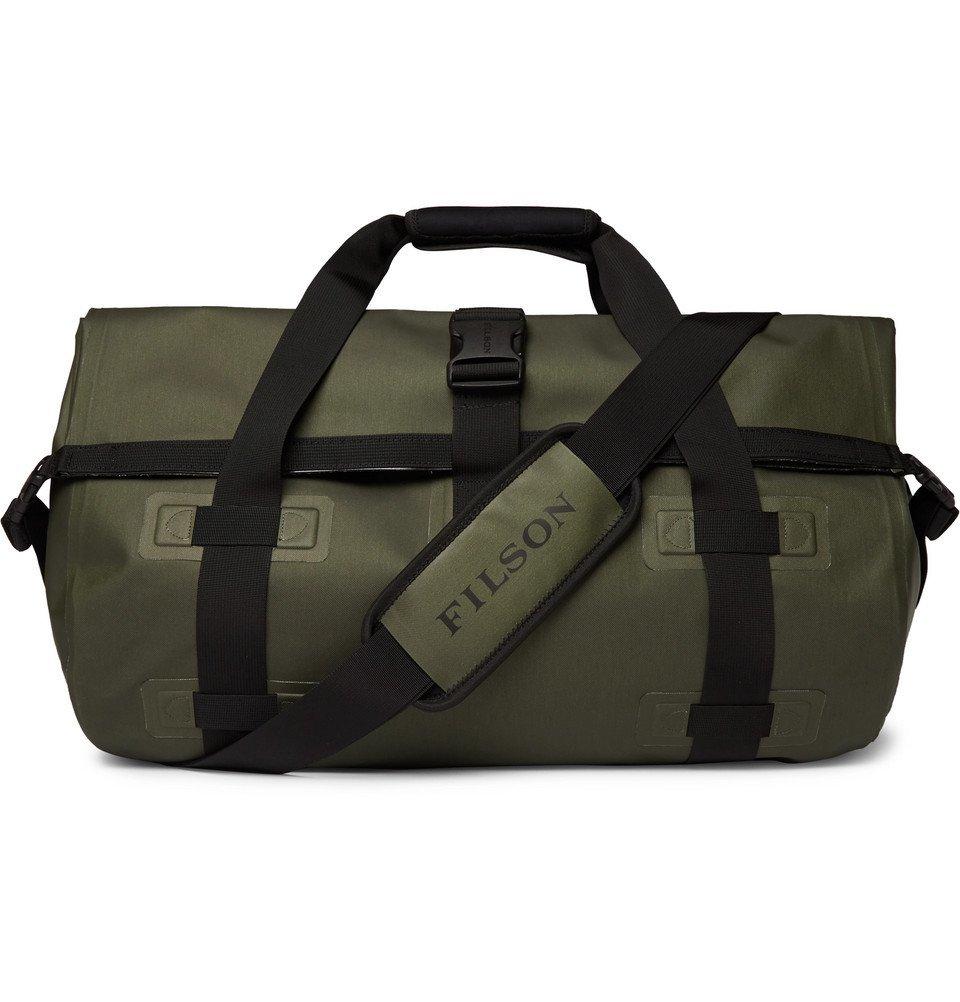 Filson - Dry Shell Duffle Bag - Men - Green