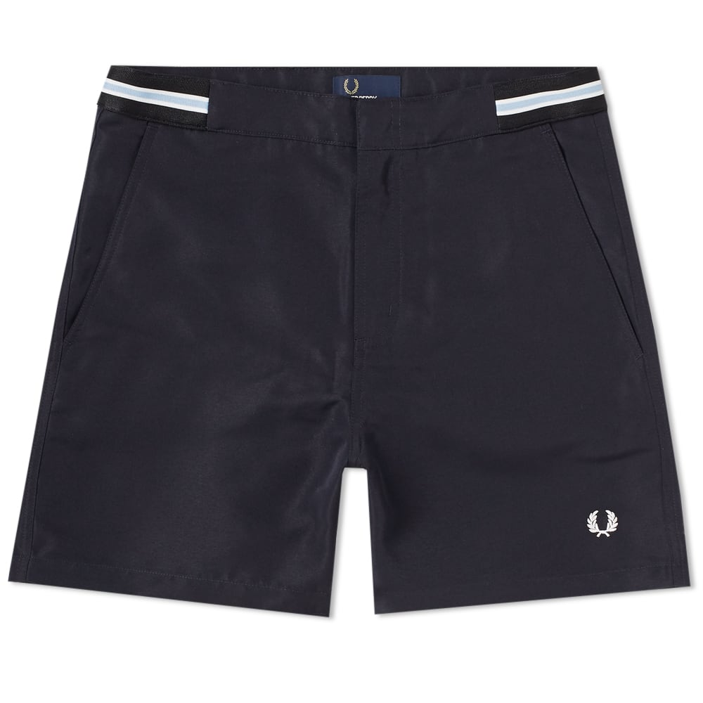 Photo: Fred Perry Bomber Tape Swim Short