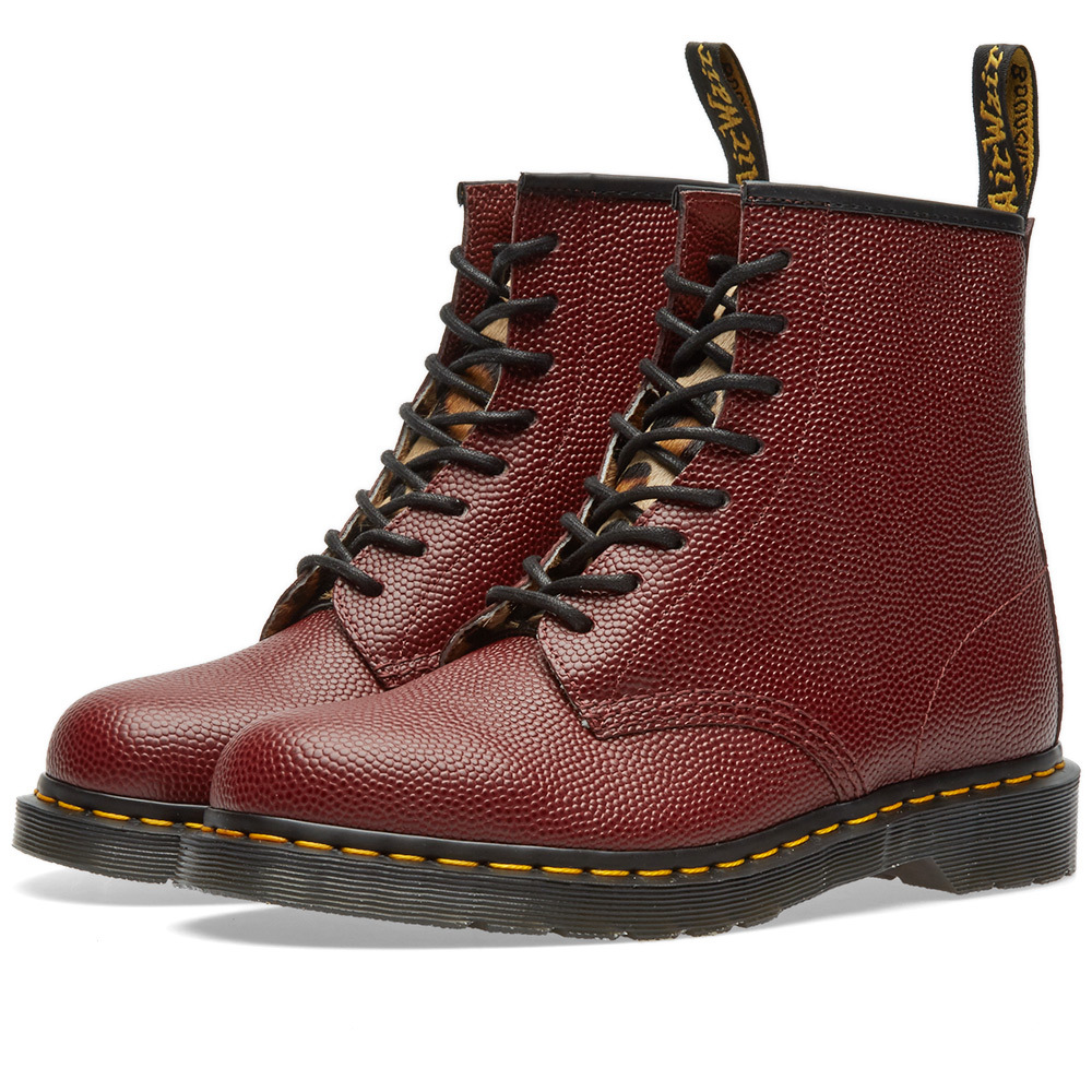 Photo: Dr. Martens x Stussy 1460 8-Eye Boot
