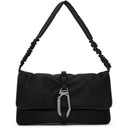 MCQ Black Hyper Puffer Bag
