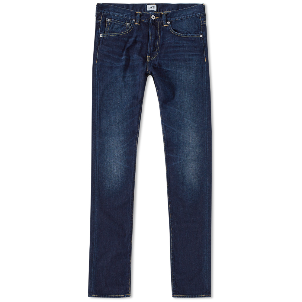 Photo: Edwin ED-80 Slim Tapered Jean