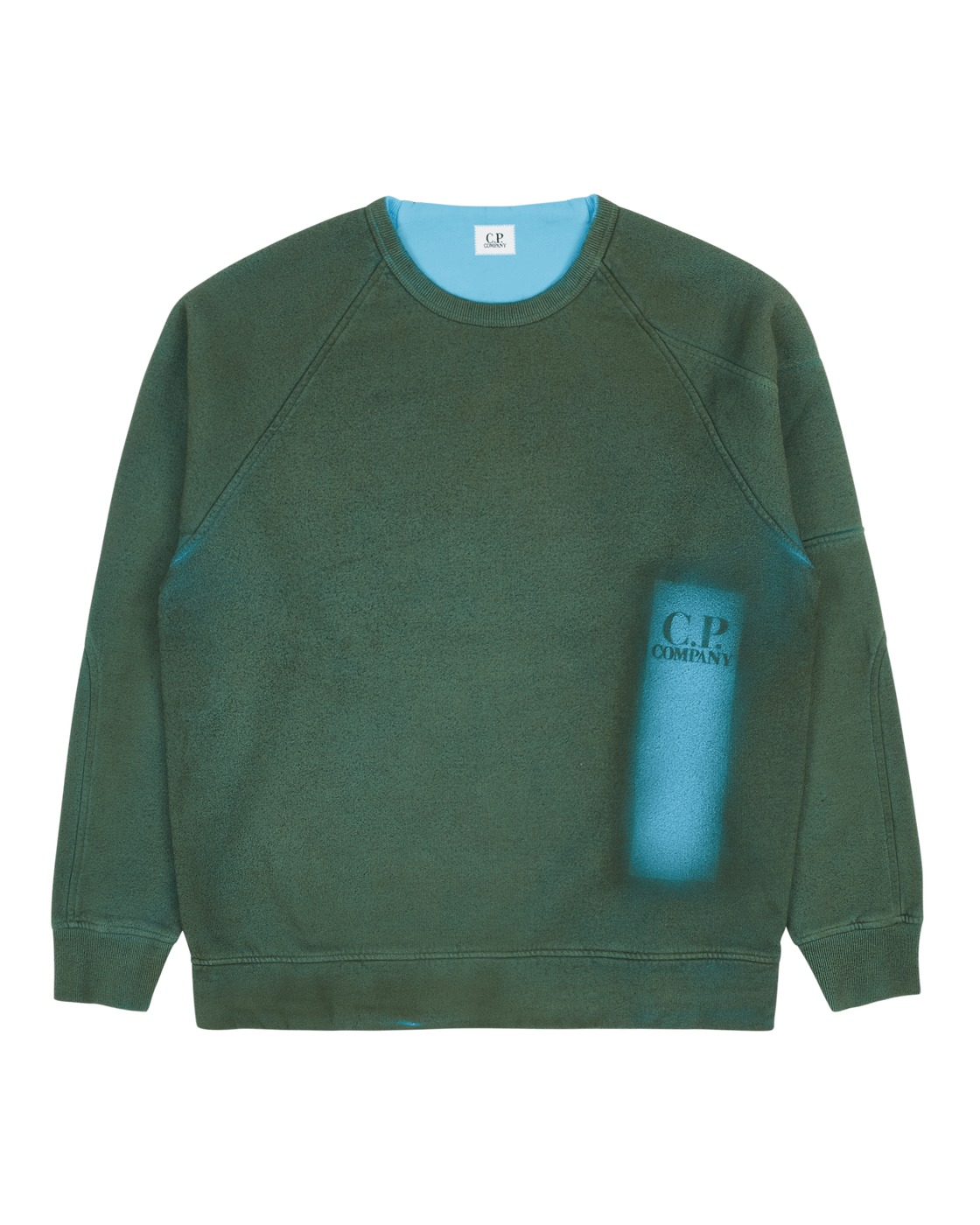 Photo: C.P. Company P.Ri.S.M. Crewneck Sweatshirt Var.01