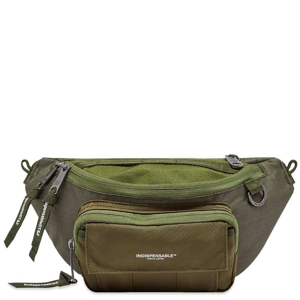 Photo: Indispensable Sticky Military Belt Bag