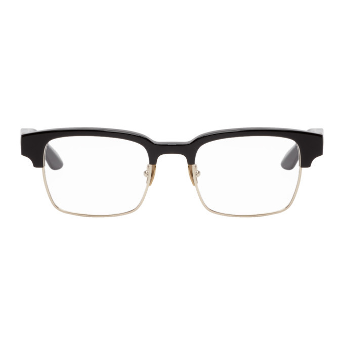 Photo: Belstaff Black and Gold Rampling Glasses