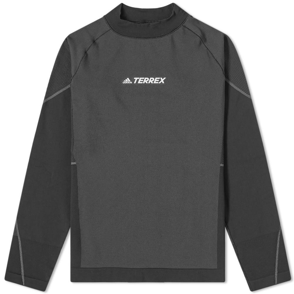Adidas Long Sleeve Terrex Primeknit Tee