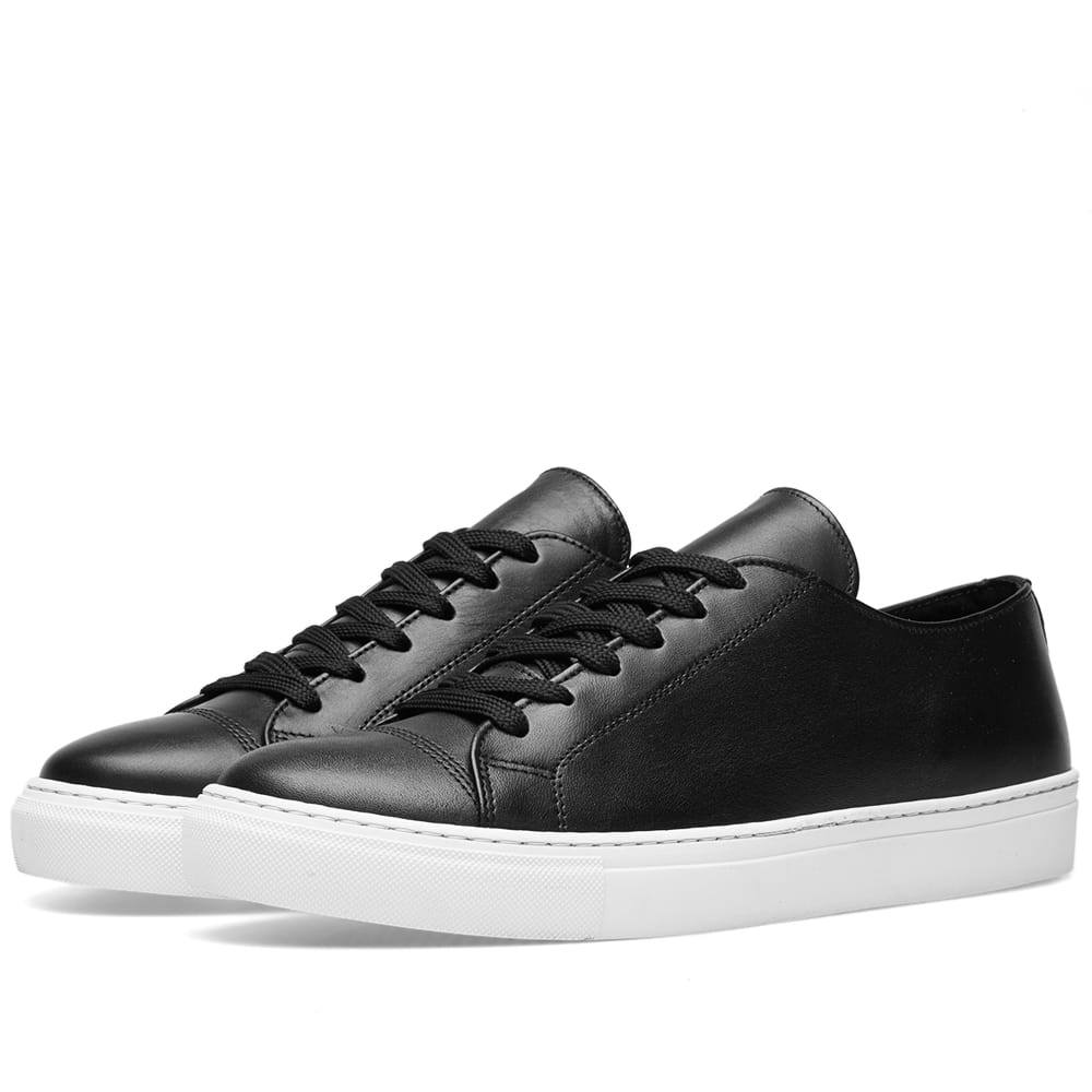 Wood Wood Alex Sneaker Black