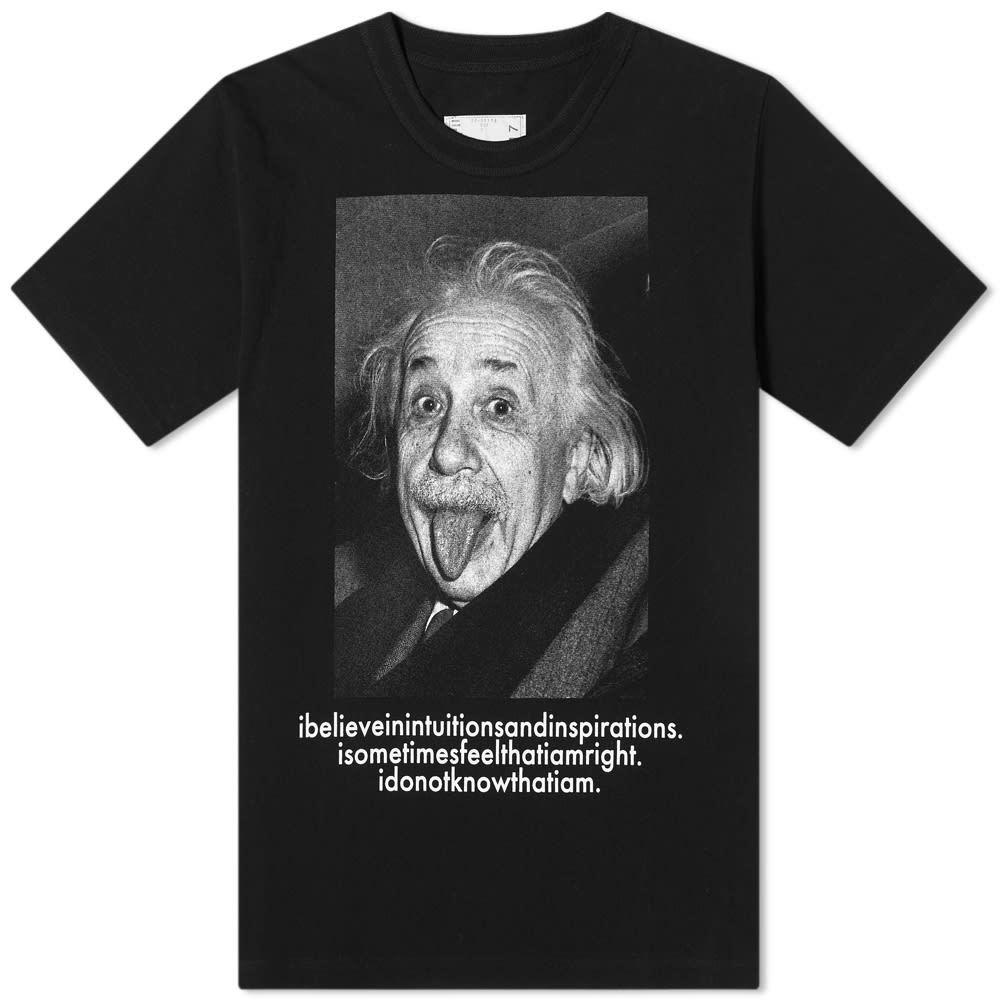 Sacai Einstein Tee