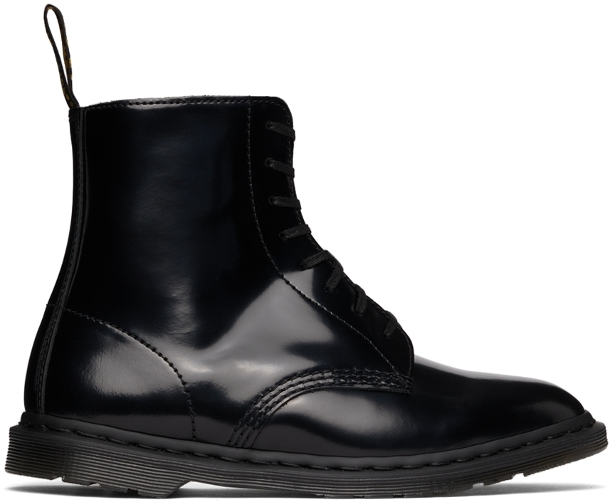 Photo: Dr. Martens Polished Smooth Winchester II Boots