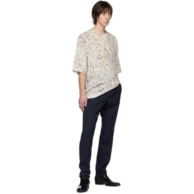 Lemaire Multicolor Half-Sleeve T-Shirt