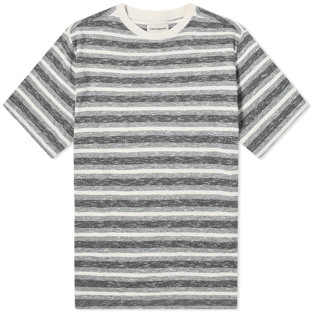 Photo: Oliver Spencer Striped Box Tee