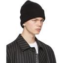 1017 ALYX 9SM Black Wool Beanie