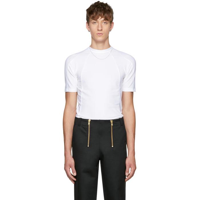 GmbH White Tobias T-Shirt