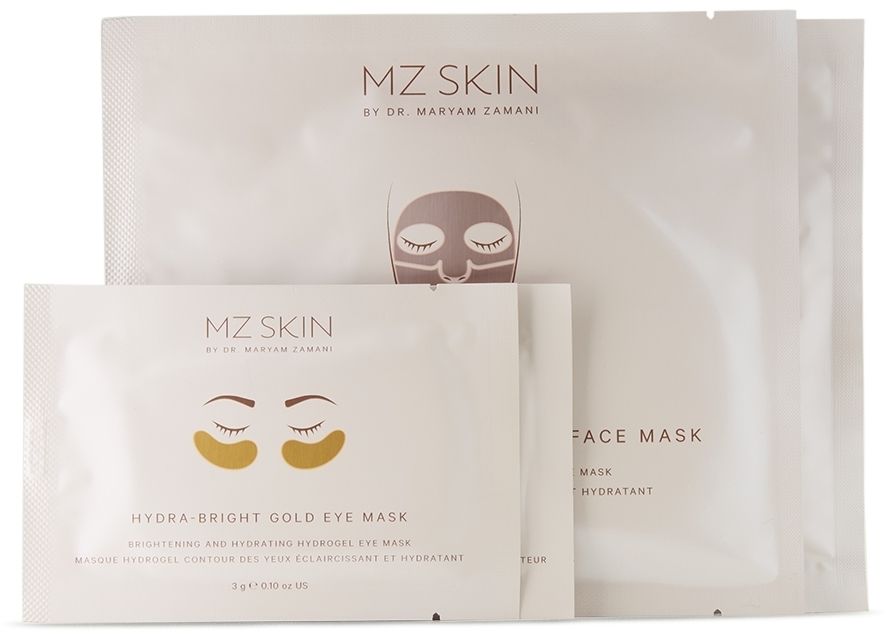 Photo: MZ SKIN Mask Discovery Collection Set