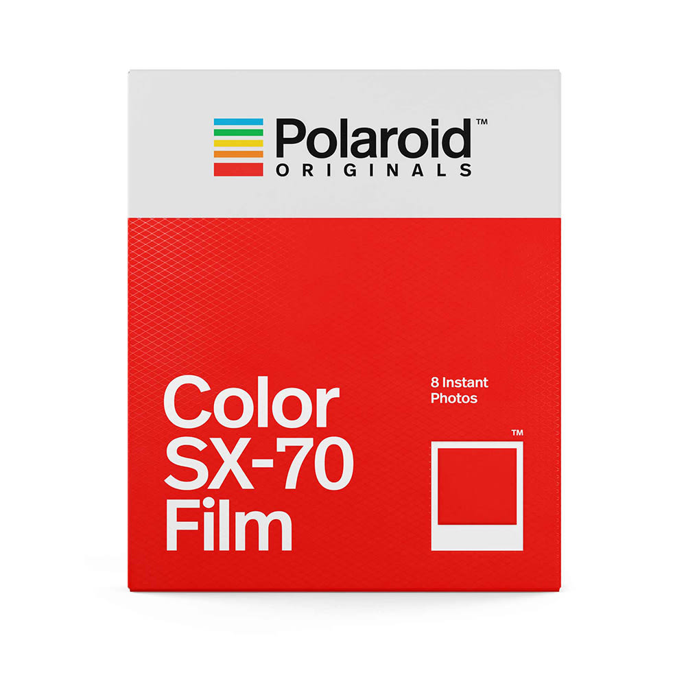 Photo: Polaroid Originals SX-70 Colour Film