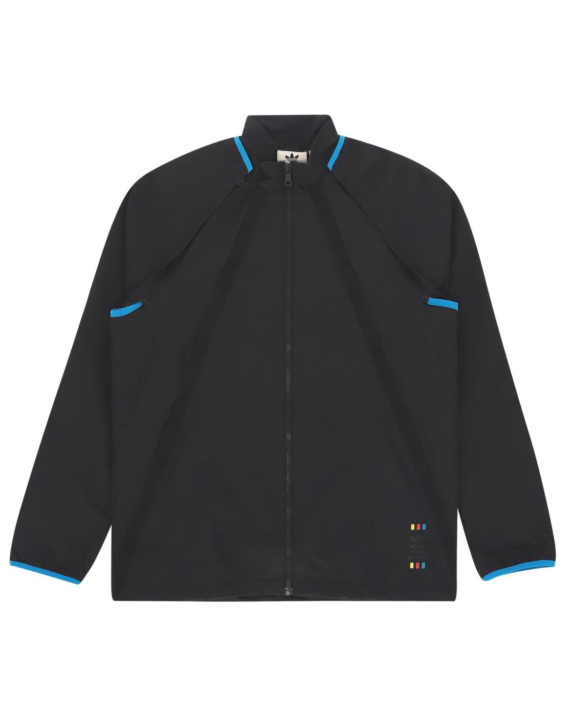 Adidas Originals Adidas X Oyster 48 Hours Jacket Black/Black