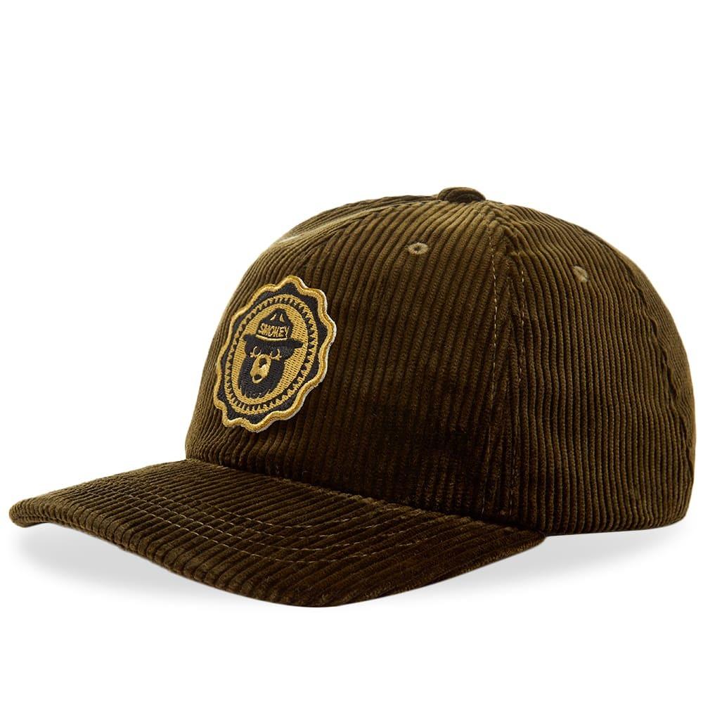 Filson Smokey Bear Cord Cap