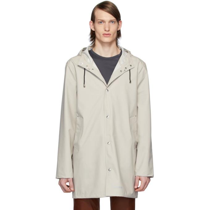 Photo: Stutterheim Off-White Stockholm Lightweight Raincoat