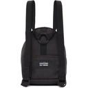 Raf Simons Black Eastpak Edition Check Pakr Backpack