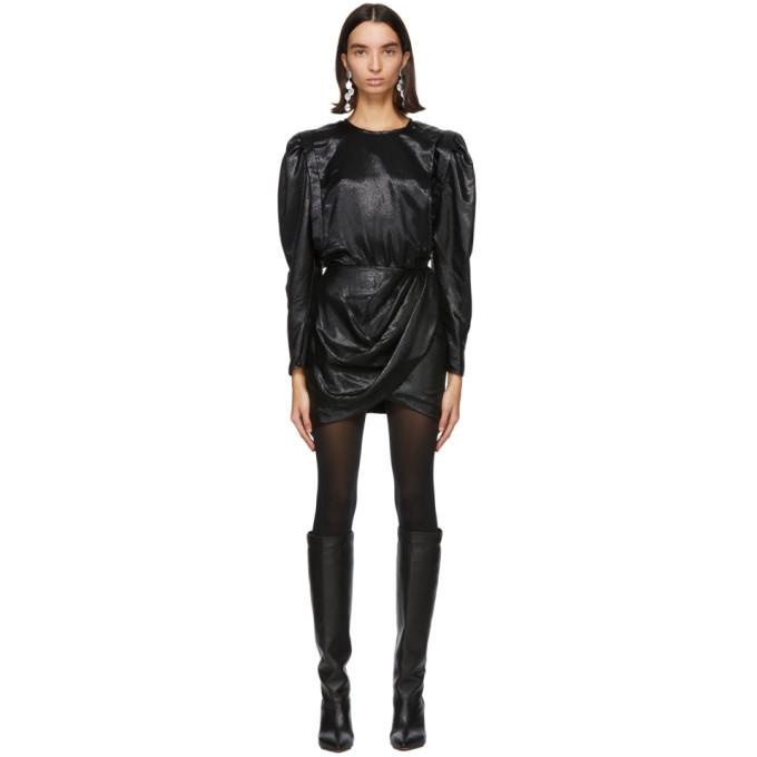 Photo: Isabel Marant Black Bagota Dress