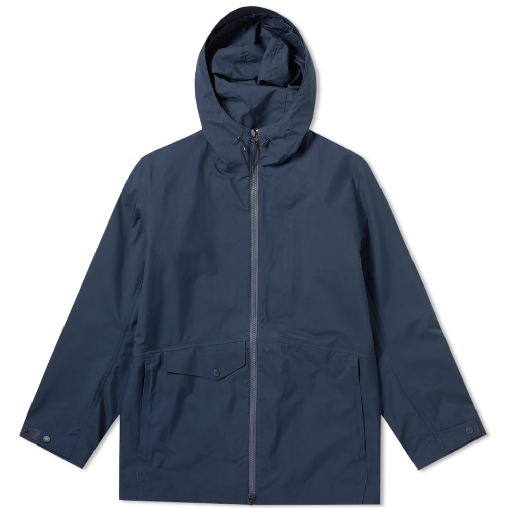 Photo: Nanamica Nylon Gore-Tex Cruiser Jacket
