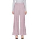 3.1 Phillip Lim Purple Baggy Trousers