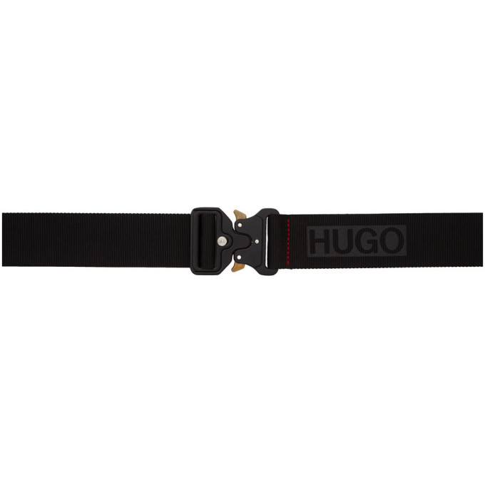 Photo: Hugo Black Giona Buckle Belt
