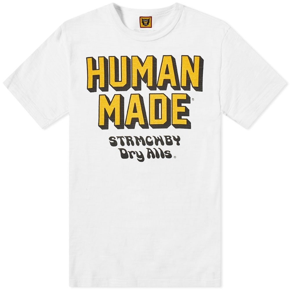 Photo: Human Made STRMCWBY Dry Alls Tee
