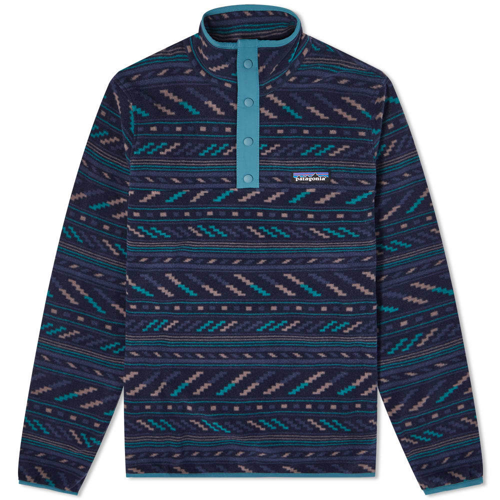 Photo: Patagonia Micro D Snap T Pullover