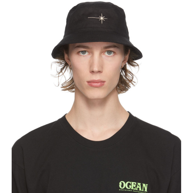 EDEN power corp Black Shining Star Bucket Hat