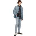Ksubi Blue Anti K Jeans